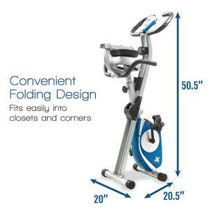 XTERRA Fitness FB150 Folding Bike vs. XTERRA Fitness FB350 Folding Exercise Bike Review