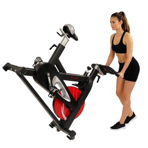 Sunny Health & Fitness Evolution Pro B1714 Magnetic Belt Drive Cycling Bike Review