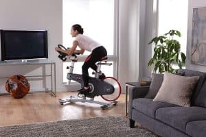 Life Fitness Lifecycle GX Group Exercise Bike with Console Review