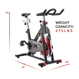Sunny Health & Fitness SF-B1002 Belt Drive Indoor Cycling Bike Review