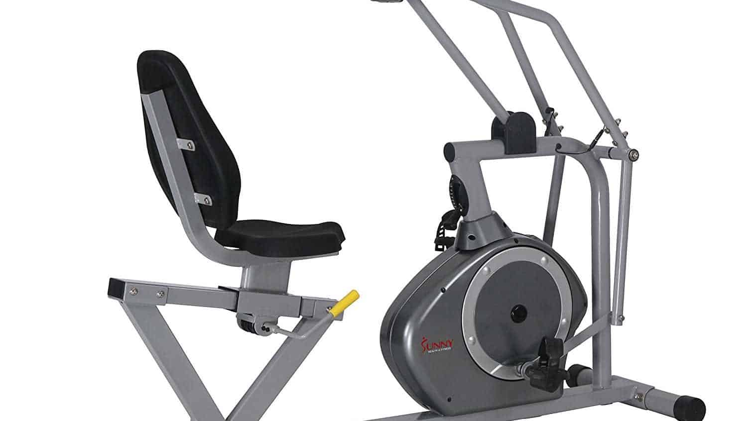 Sunny Health & Fitness Magnetic Recumbent Exercise Bike SF-RB4708