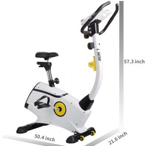 L NOW Upright Magnetic Resistance Bike D808 Review