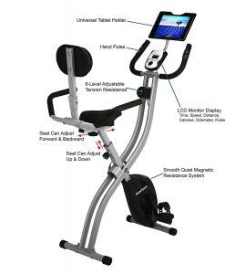 Innova XBR450 Folding Upright Bike Review