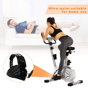 Trbitty Upright Magnetic Exercise Bike Review