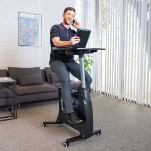 FLEXISPOT Desk Bike Review