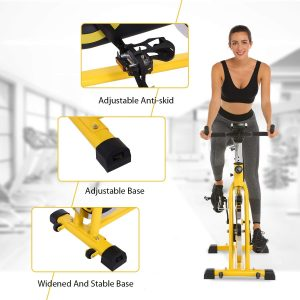 Ancheer Indoor Cycling Bike, Belt Drive B3008 Review