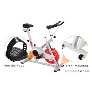 ANCHEER Indoor Cycling Bike (Model M6008) Review