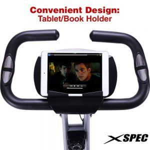 Xspec Foldable Stationary Upright Exercise Bike Review