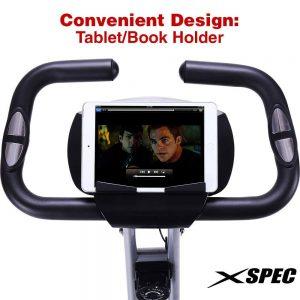 Xspec Foldable Stationary Upright Exercise Bike Review