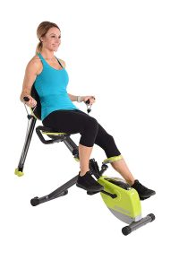 Stamina Wonder Exercise Bike with Upper Body Strength System Review