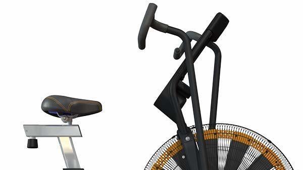 Octane Fitness AirDyneX Fan Bike Review