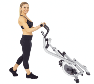 Sunny Health & Fitness Exercise 2-in-1 Upright Bike and Rowing Machine SF-B2620 Review