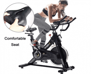 PYHIGH S7 Belt Drive Indoor Cycling Bike Review