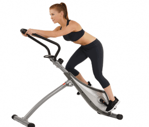 Sunny Health & Fitness SF-B0419 Incline Plank Standing Exercise Bike Review