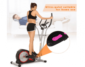 ANCHEER Elliptical Machine Trainer Review