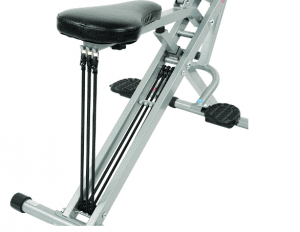 Sunny Health & Fitness Squat Assist Row-N-Ride Trainer (Model No. 077)