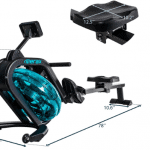 Merax Water Rowing Machine Review