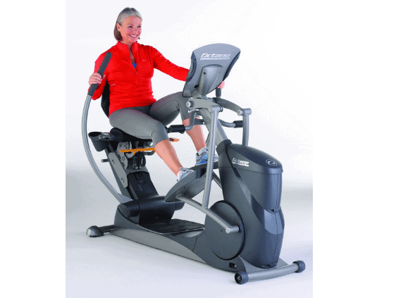 Octane Fitness XR650 Recumbent Elliptical Review
