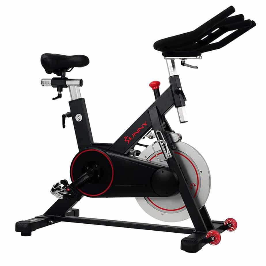 Sunny Health & Fitness Magnetic Belt Drive Indoor Cycling Bike Model 1805