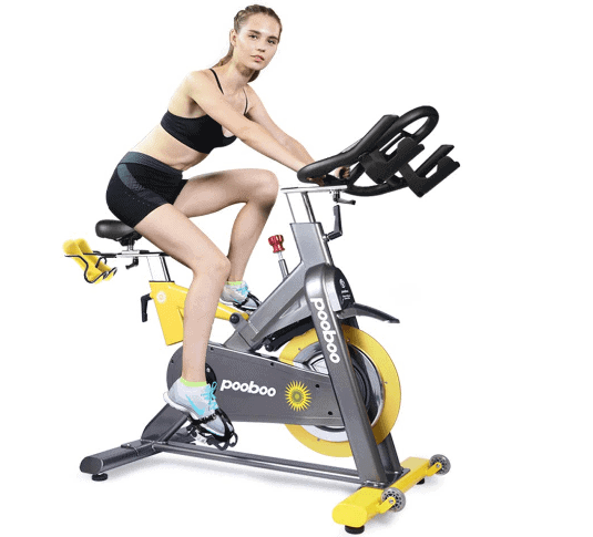 L NOW Indoor Cycling Stationary Bike D501 Commercial Standard Review