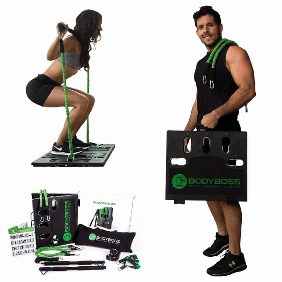 Body Boss Home Gym 2.0