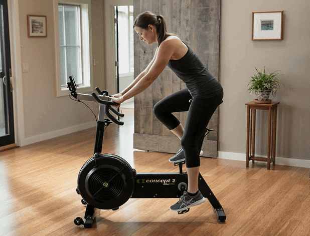 Concept2 BikeErg with PM5 Monitor Stationary Exercise Bike Model 2900 Review