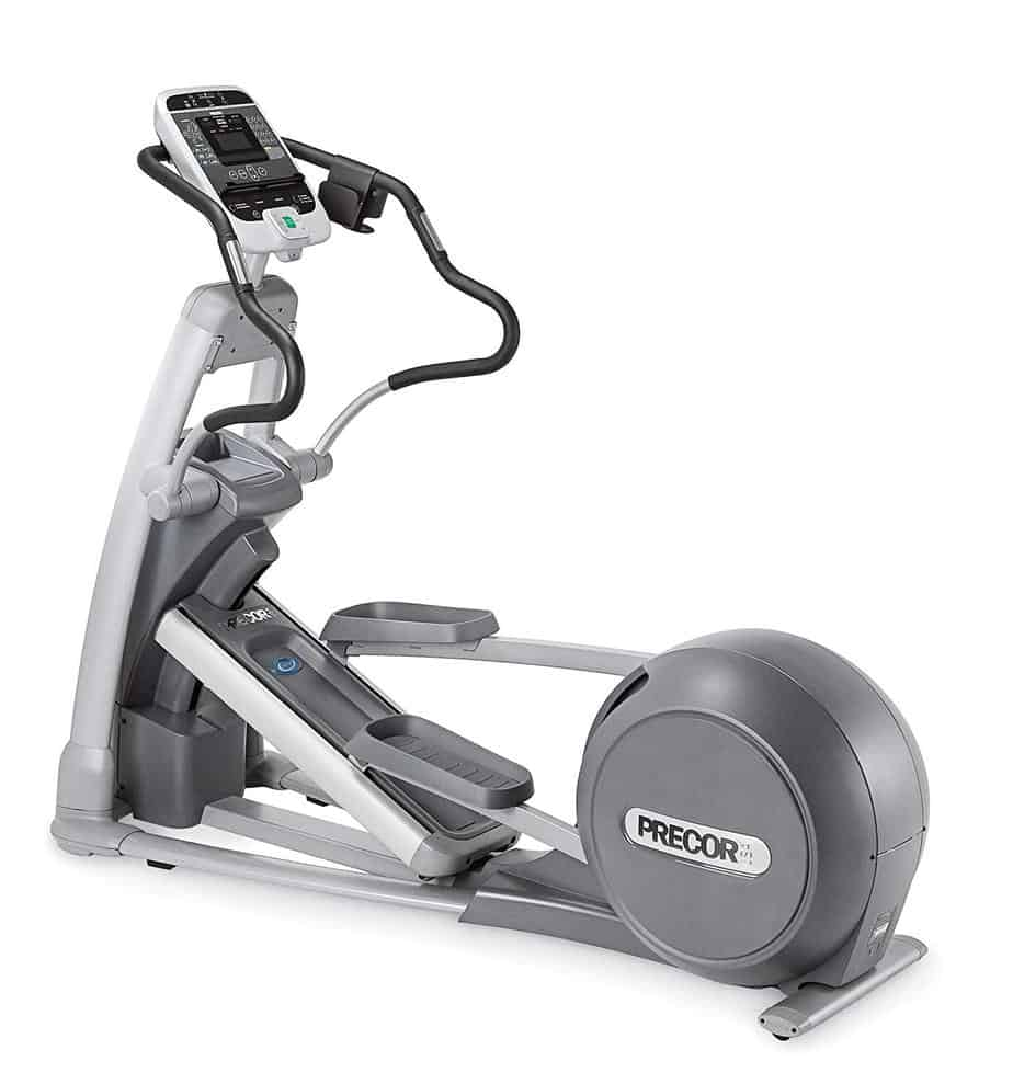 Precor EFX 546i Commercial Series Elliptical Fitness Crosstrainer Review