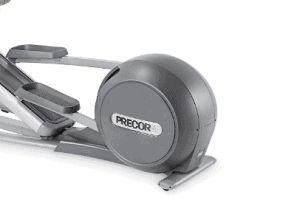 Precor EFX 546i Commercial Series Elliptical drive and pedals