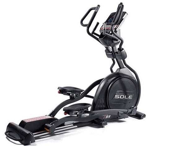 Sole E95 Elliptical Trainer machine