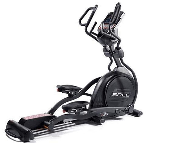 Sole E95 Elliptical Trainer machine