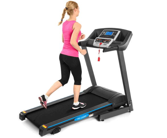 Gymax Cardio Folding Exercise Electric Motorized Treadmill Classic Model Review
