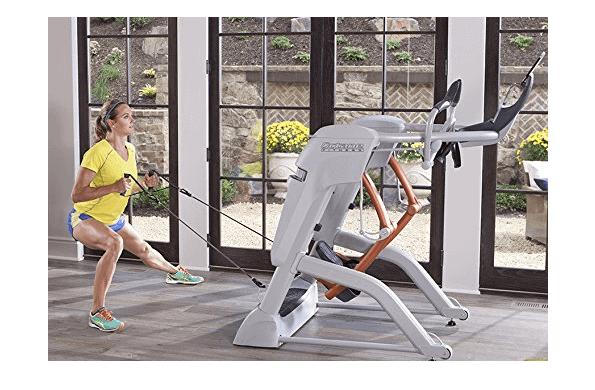 Octane Fitness ZR8 Zero Runner, Silver Review