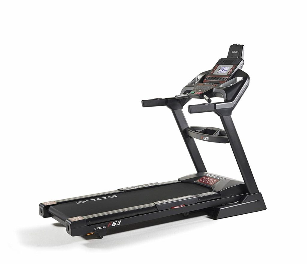 Sole F63 2019 Folding Treadmill