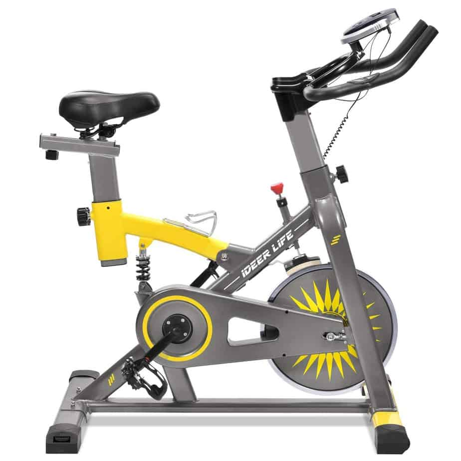 IDEER LIFE Exercise Bike Indoor Cycling Bike Review