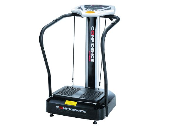 Confidence Fitness Slim Full Body Vibration NHCFV-2000 Machine