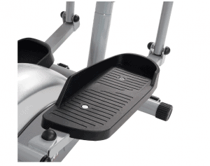 EFITMENT Compact Magnetic Elliptical Trainer Model E005's Pedal