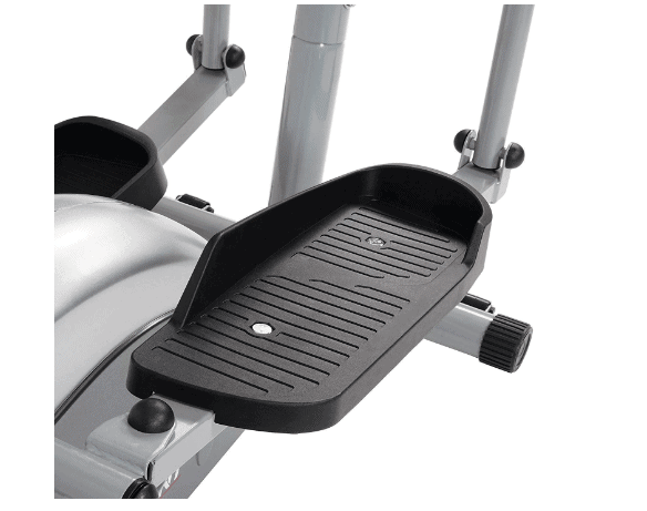 EFITMENT Compact Magnetic Elliptical Trainer Model E005's Pedals