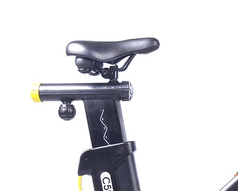 L NOW C590 Indoor Stationary Cycling Bike seat