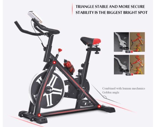 Apelila Spinning Exercise Bike