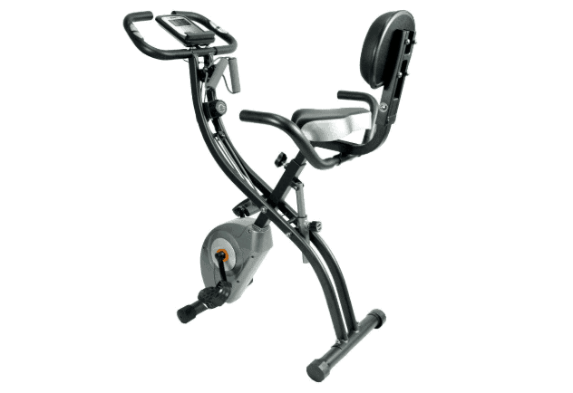 ATIVAFIT Stationary Foldable Exercise Bike Review