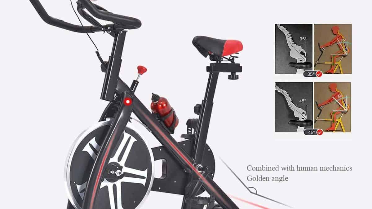 Apelila Spinning Exercise Bike Review