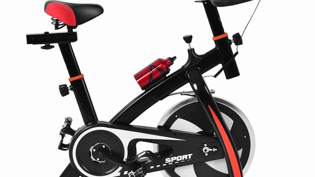 GOPLUS Indoor Cycling Bike II Review