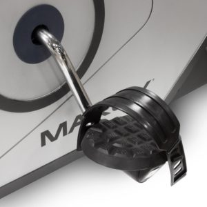 The pedal of the Marcy Magnetic Recumbent Bike NS-40502R