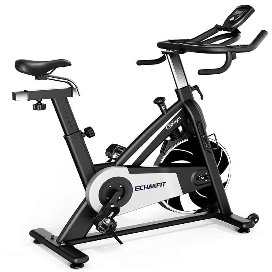 ECHANFIT Magnetic Indoor Exercise Cycling Bike (CBK 1901) Review