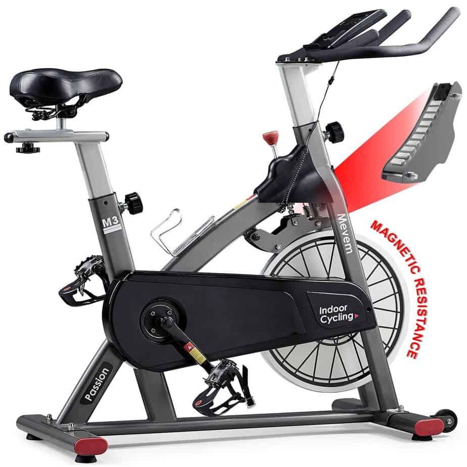 MEVEM Magnetic Indoor Cycling Bike Review