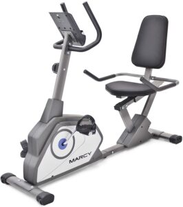 Marcy Magnetic Recumbent Bike NS-40502R Review