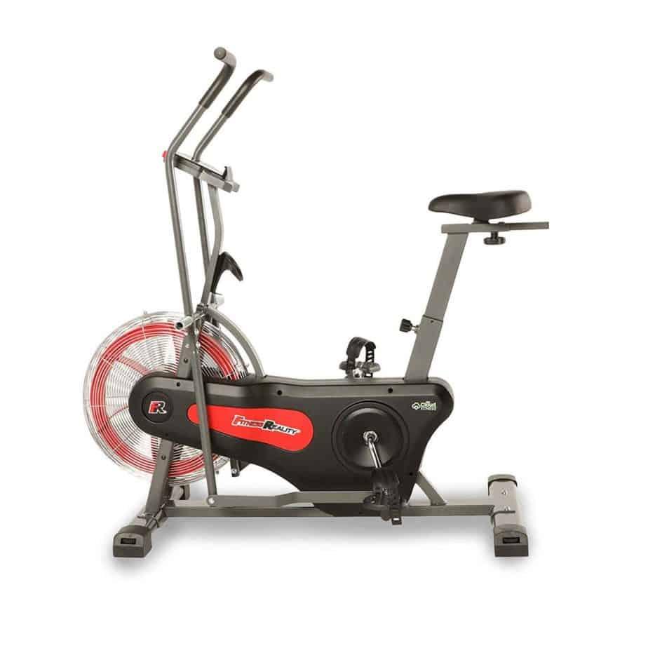 Fitness Reality 1000AR Bluetooth Air Resistance Bike