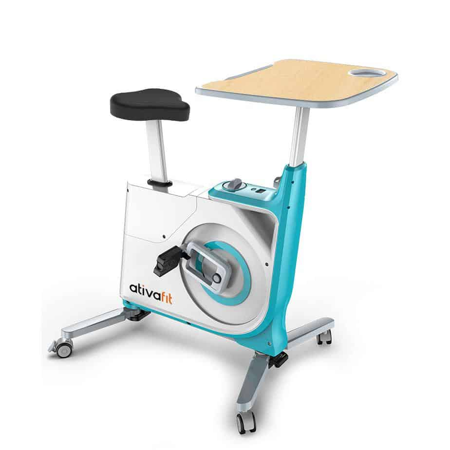 Ativafit Indoor Upright Folding Magnetic Exercise Bike Review