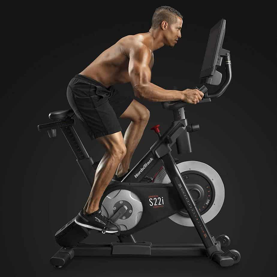 NordicTrack Commercial Studio Cycle Bike Review