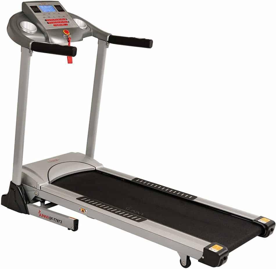Sunny Health & Fitness Electric Folding Treadmill SF-T7873